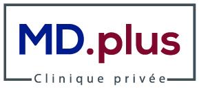 Clinique Privée MD-Plus Logo