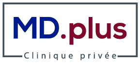 Clinique Privée MD-Plus Logo